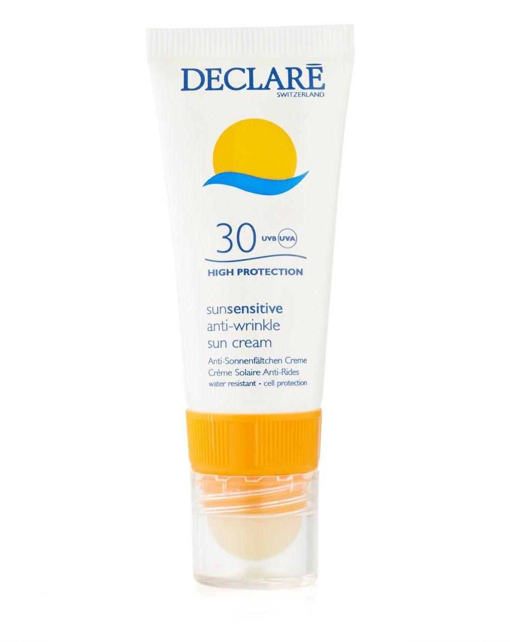 Declaré Sonnencreme »Sunsensitive Anti-Wrinkle Sun Protection«